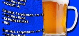 La Petroșani se bea bere pe 2, 3 și 4 septembrie