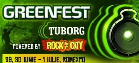 Încă puțin și începe Tuborg GreenFest