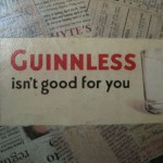 Advertising-ul și Guinness