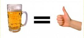 Beți bere, îi mai curată decât apa!