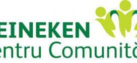 Am revenit cu 'Heineken pentru comunitati'