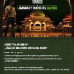 Heineken cauta calatorul legendar al blogosferei romanesti