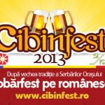 Cibinfest 2013, Octobărfest pe româneschte