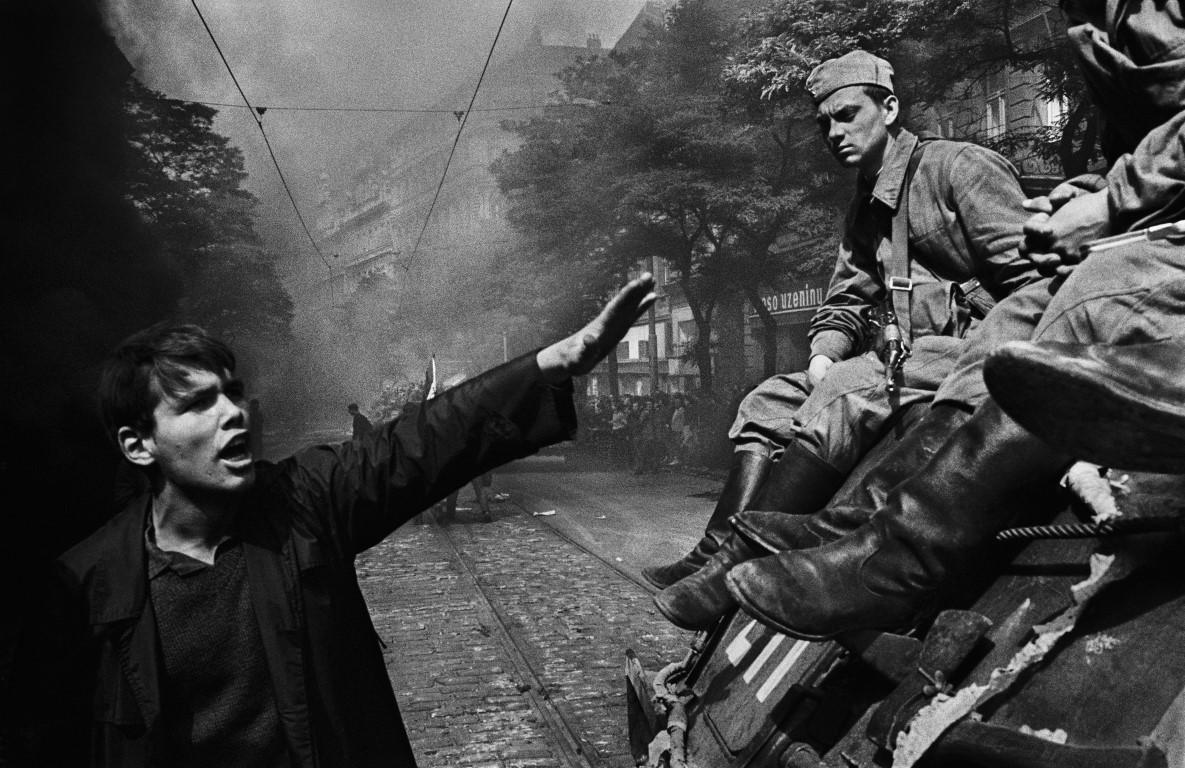 CZECHOSLOVAKIA. Prague. August 1968.