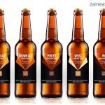 """Oana Zainescu, designer: """"Mi se pare foarte greu sa faci un packaging de bere care sa iasa in evidenta"""""""