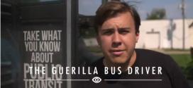 People Worth Watching #2 by Heineken: The Guerilla Bus Driver